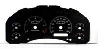 98-05 S10/Blazer Custom Gauge Face