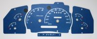 99-03 Ford Explorer Ranger Custom Gauge Face