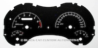99-05 Pontiac Grand Am Custom Gauge Face