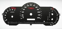 2005-2011 Toyota Tacoma Custom Gauge Face
