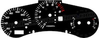 2000-2005 Toyota MR2 Spyder Gauge Face