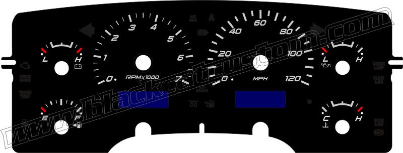 2002 dodge ram 1500 instrument cluster removal