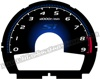 06-11 Honda Civic SI Tach Face