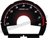 06-11 Honda Civic Tach Face