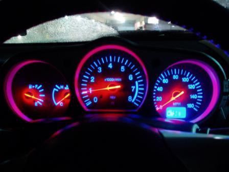 Nissan 350z Emblem Nissan 350z Blue Led