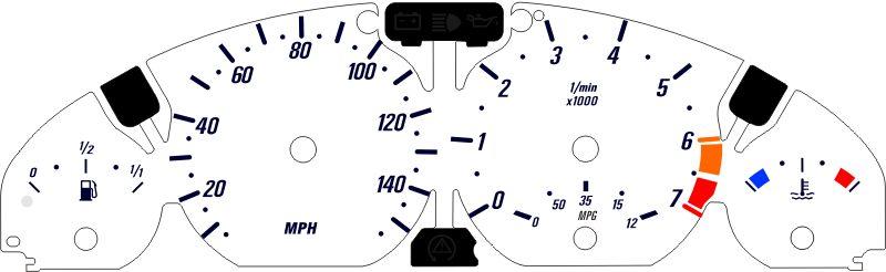 E46 MPH black cat custom automotive bmw e46 gauge faces Gauge Chart at alyssarenee.co