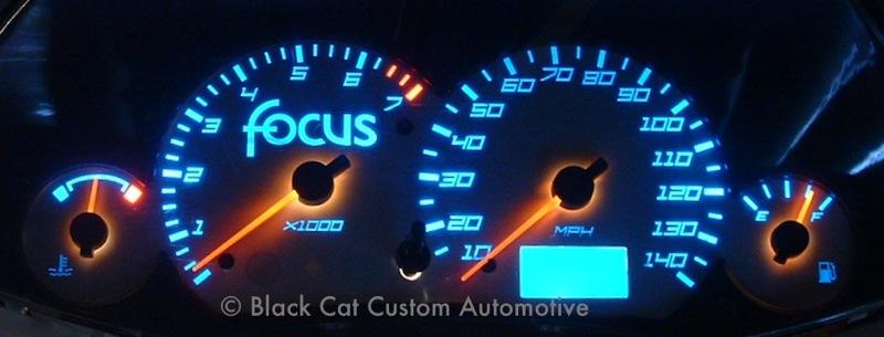 2000 2004 Ford Focus Led Kit 39 00 Usd